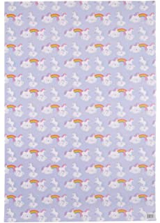 Unicorn, wrapping paper, gift wrap, for unicorn lovers, read ...
