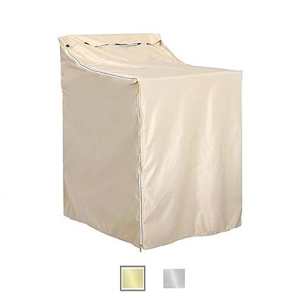 Amazon.com: QLLY - Funda para lavadora y secadora de carga ...