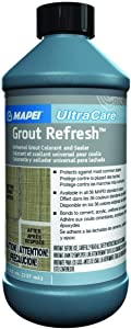 Grout Refresh - Pearl Gray - 8 Ounce Bottle
