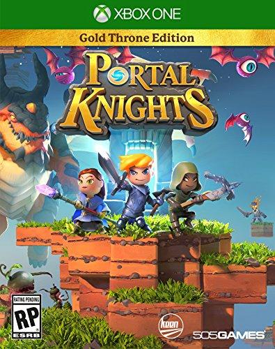 Free Portal Knights: Gold Throne Edition - Xbox One