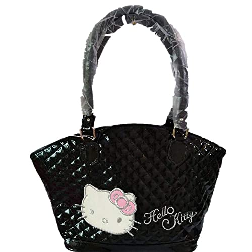 8875702332f4 Image Unavailable. Image not available for. Color  New Women Girls Hellokitty  Handbag Shoulder ...