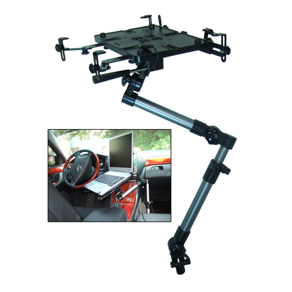 BRACKETRON LTM-MS-525 / Bracketron Mobotron Universal Vehicle Laptop Mount