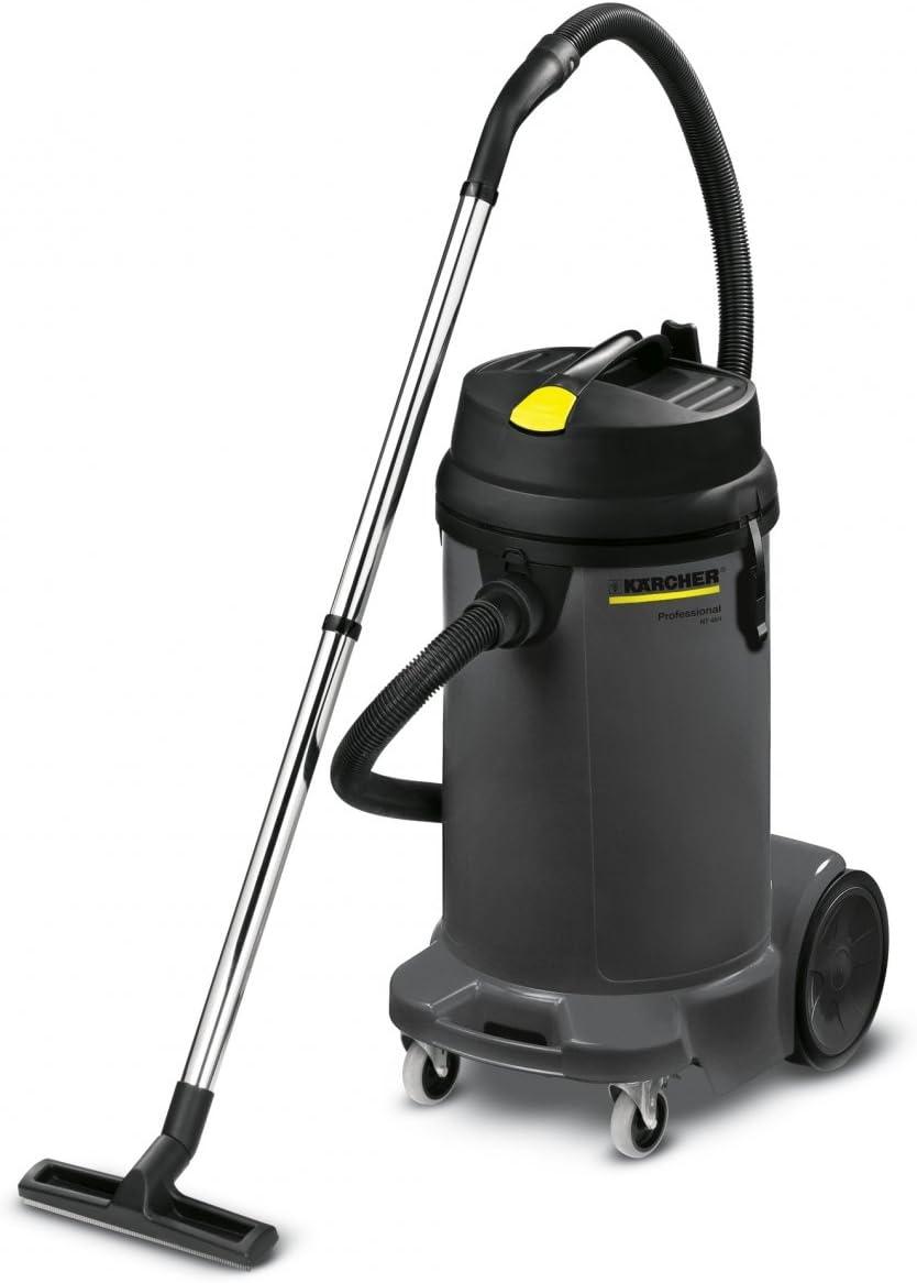 KARCHER 1.428-620.0 - Aspirador professional para seco y humedo NT 48/1: Amazon.es: Bricolaje y herramientas