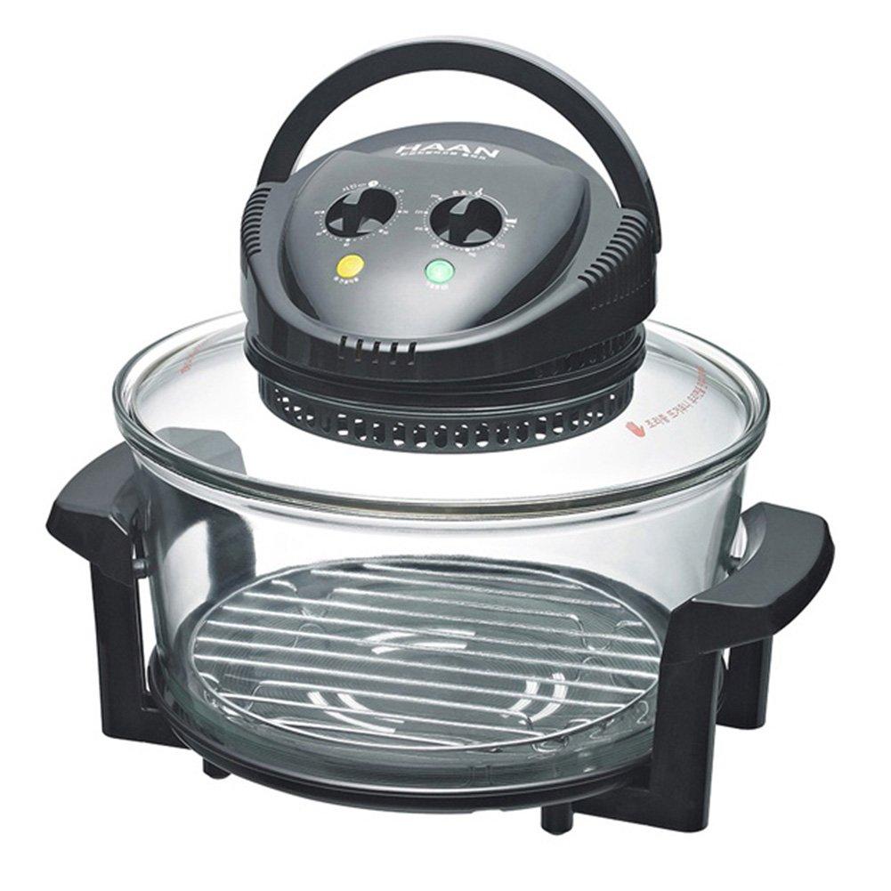 Haan Ho-2000carbon Lightwave Multipurpose Halogen Heating Kitchen Oven