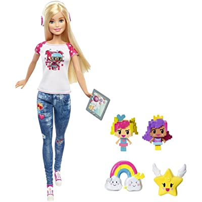 Barbie Video Game Hero Barbie Doll: Mattel: Toys & Games