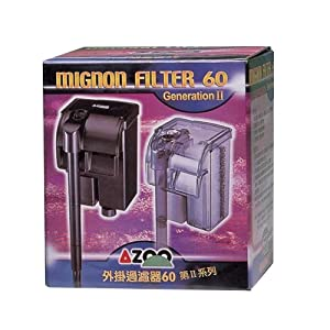 AZOO Generation II Aquarium Mignon Filter 60