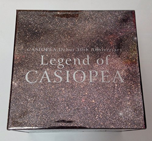 カシオペア / CASIOPEA Debut30th Anniversary Legend of CASIOPEA[限定版]
