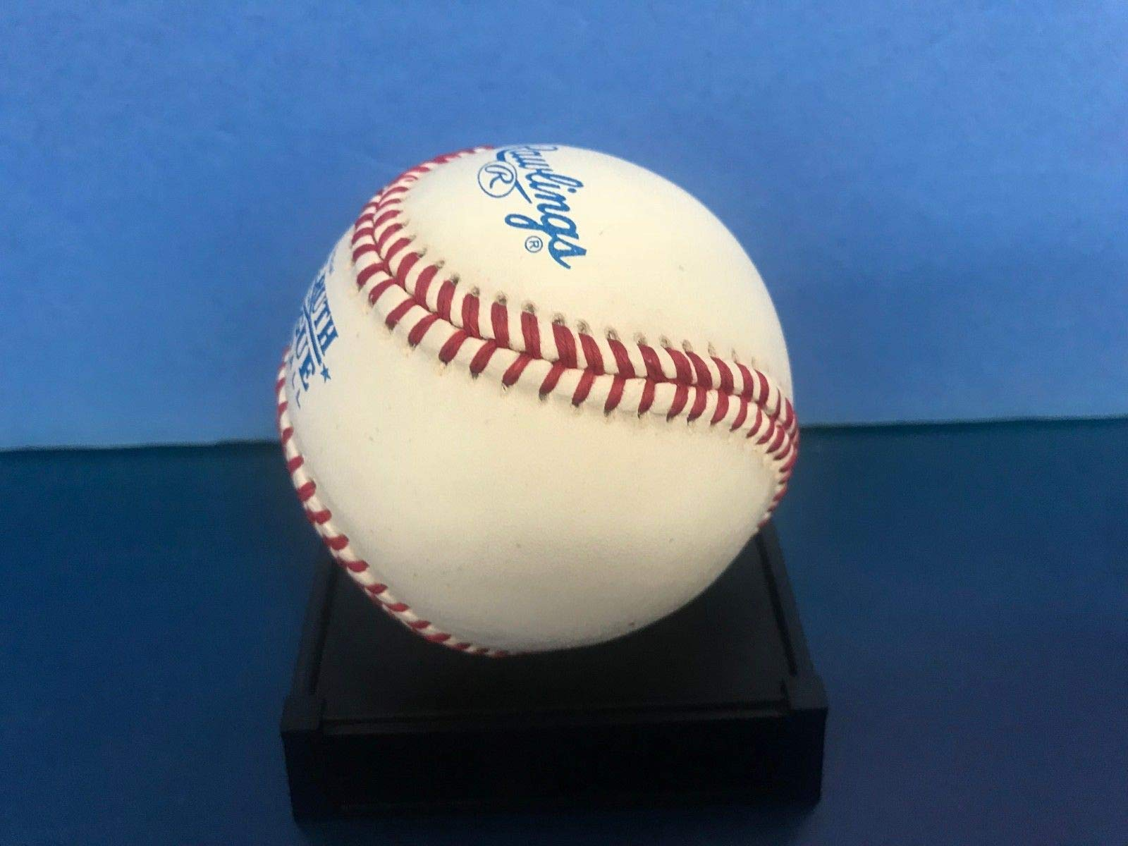 Tony Gwynn Signed Autographed on Babe Ruth League Baseball