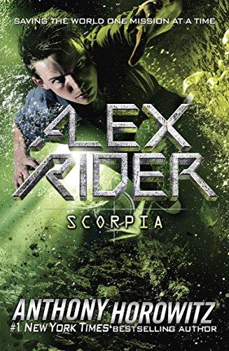 Alex Rider Scorpia Rising Pdf