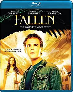 Amazon.com: Fallen [Blu-ray]: Paul Wesley, Tom Skerritt ...