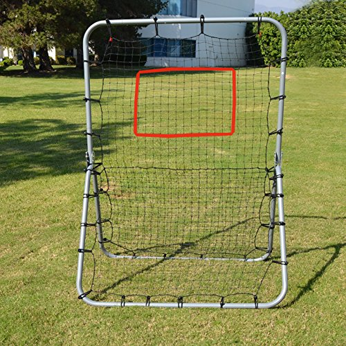 BenefitUSA 48'' x 68'' Multi-Sport Rebounder Pitch Back Training Screen by BenefitUSA