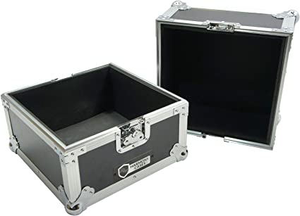 Surface Mount Latch Lock 2 Pcs for Flight Case DJ Coffin Guitar Case Black metal