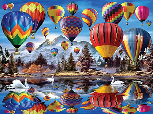 SunsOut Hot Air Balloons