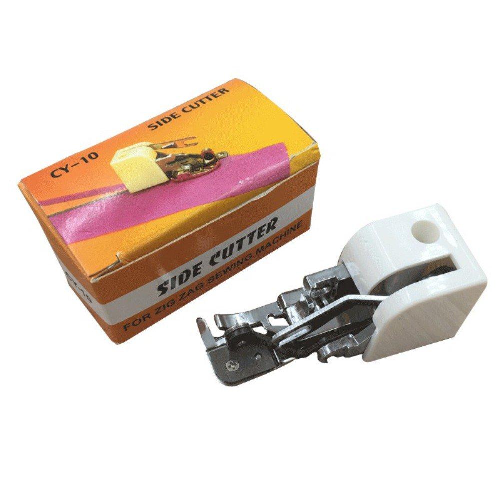 Lado Cutter Presser Foot, cutelove Multi Función Domestic eléctrica máquina de coser piezas pie de montaje Accesorios para Singer Janome Hermano: Amazon.es: ...