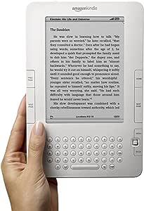 """Kindle Wireless Reading Device (6"""" Display, U.S. Wireless)"""