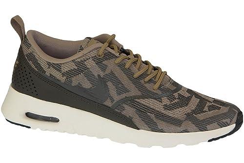 Nike - Air Max Thea Kjcrd Wmns - Color: Marrón - Size: 35.5 qnOien