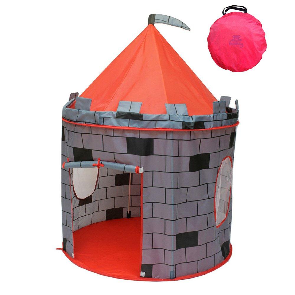 Kiddey Knight's Castle Kids Play Tent -Indoor & Outdoor Children's Playhouse .. 14