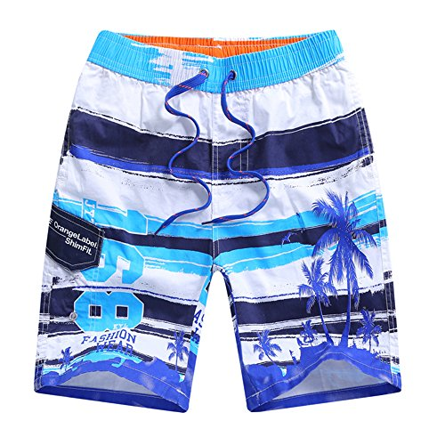 Echinodon Boys Capri Shorts 3//4 Trousers 100/% Cotton Outdoor Hiking Shorts