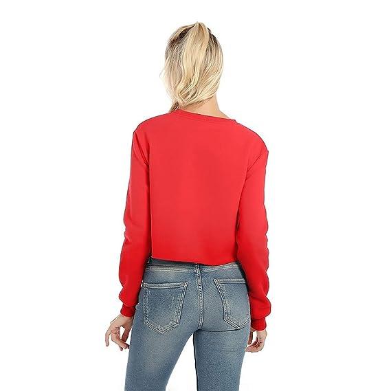 FLAMINGO_STORE Women Hoodies Sweatshirt Winter Thicken Sudaderas Woman Long Sleeve Pullovers at Amazon Womens Clothing store: