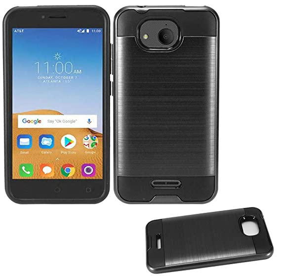 Phone Case for Alcatel Tetra - AT&T Cricket Prepaid (5