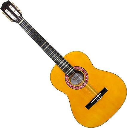 Guitarra clásica para zurdos CG-234L, de la marca Redwood: Amazon ...
