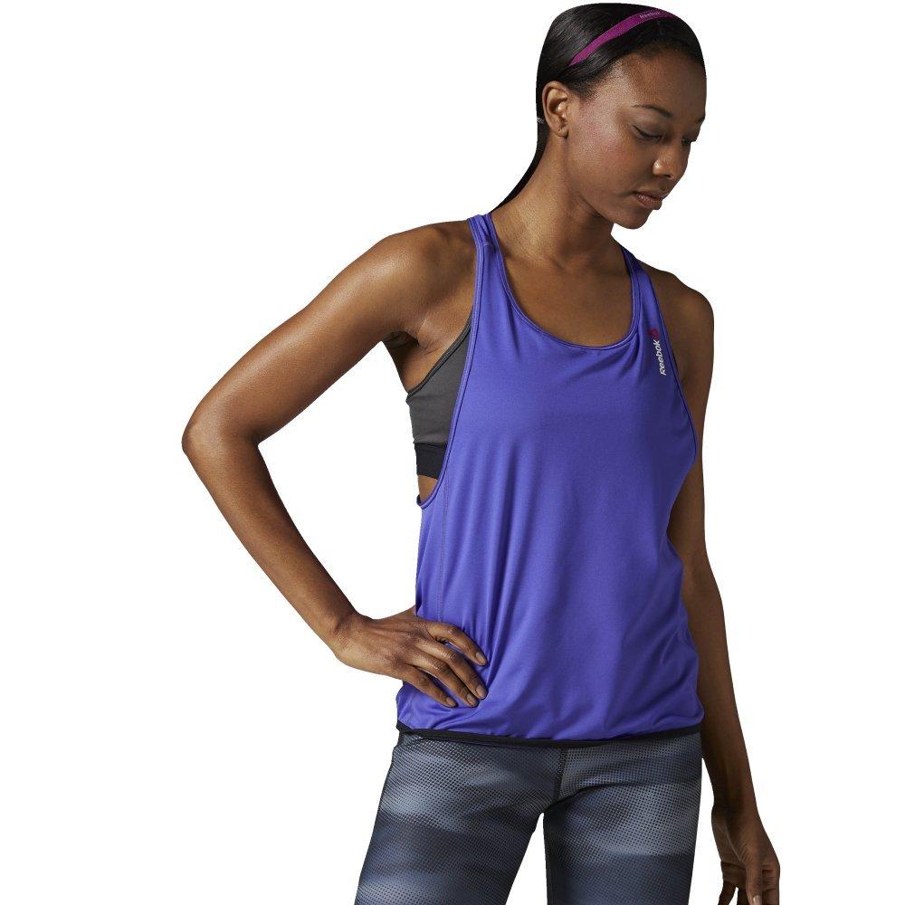 Reebok OS LBT Ultpur Damen T-Shirt Violett