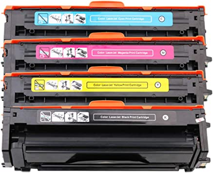 Compatible with Samsung Clt-k506s Color Toner Cartridge Printer Clp680nd Dw Clx-6260fr Clt-k506s Compatible Samsung Toner Cartridge 4 Colors Optional-4colors
