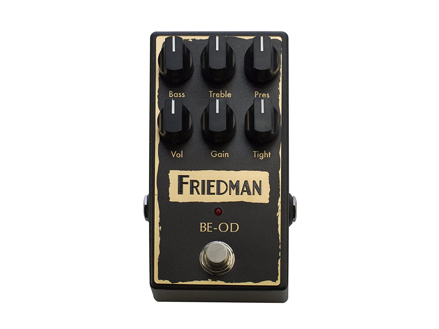 Friedman Amplification BE-OD Overdrive Guitar Effects Pedal [並行輸入品]   B073137WGY