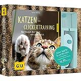 Katzen-Clickertraining-Set: So klappt der Trick mit dem Klick. Clicker-Spaß für Sie und Ihre Katze! (GU Tier - Spezial)
