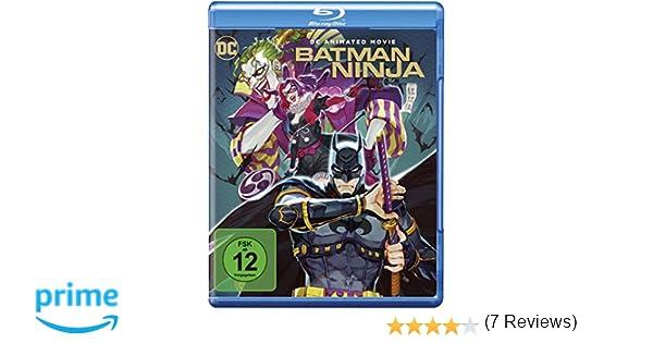 Batman: Ninja [Alemania] [Blu-ray]: Amazon.es: Jumpei ...