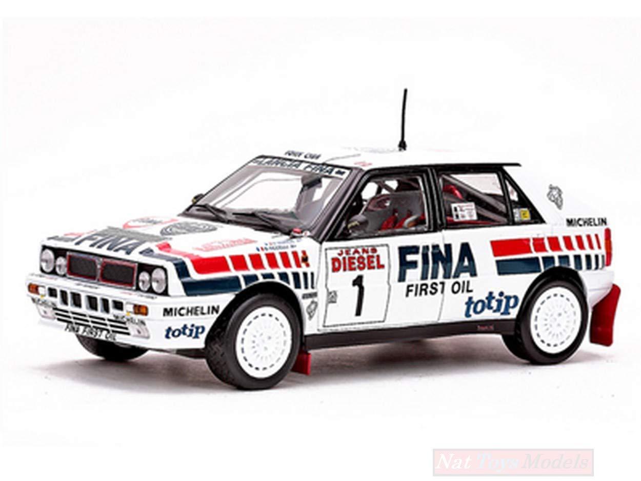 a la venta SUNSTAR SS3119 Lancia Delta HF 16V N.1 Winner Winner Winner San Remo 1991 D.Auriol-Ocelli 1:18  venta caliente en línea