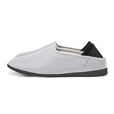 8381479e440 mahabis Summer 2 Slippers - gya Grey with skien Black Soles in EU 37 ...