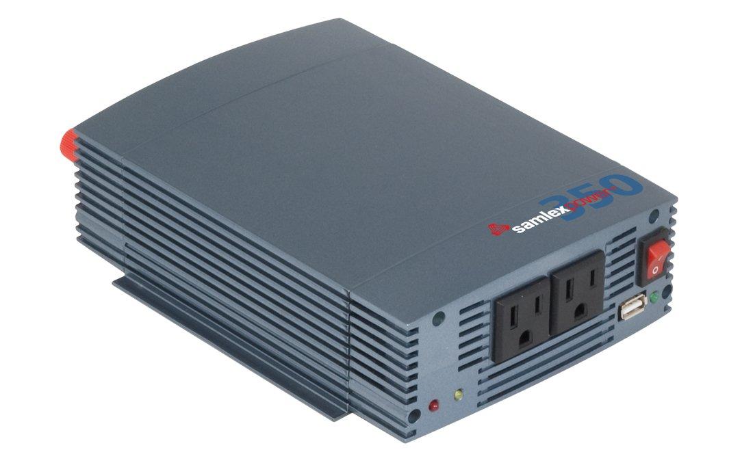 Samlex 350 Watt Pure Sine Wave Inverter 12 Volt by Samlex