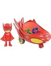 PJ Masks Vehicle & Figure - Owlette Owl Glider