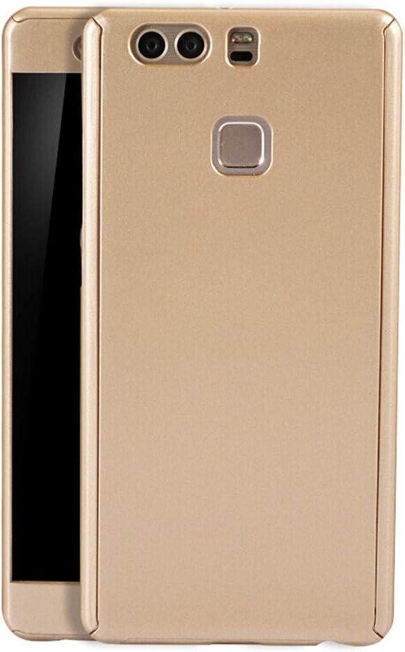 Frlife Funda para Huawei P9 Plus 360 Grados Integral para Ambas ...