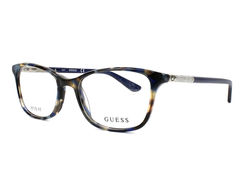 Eyeglasses Guess GU 2658 092 blue/other GU2658