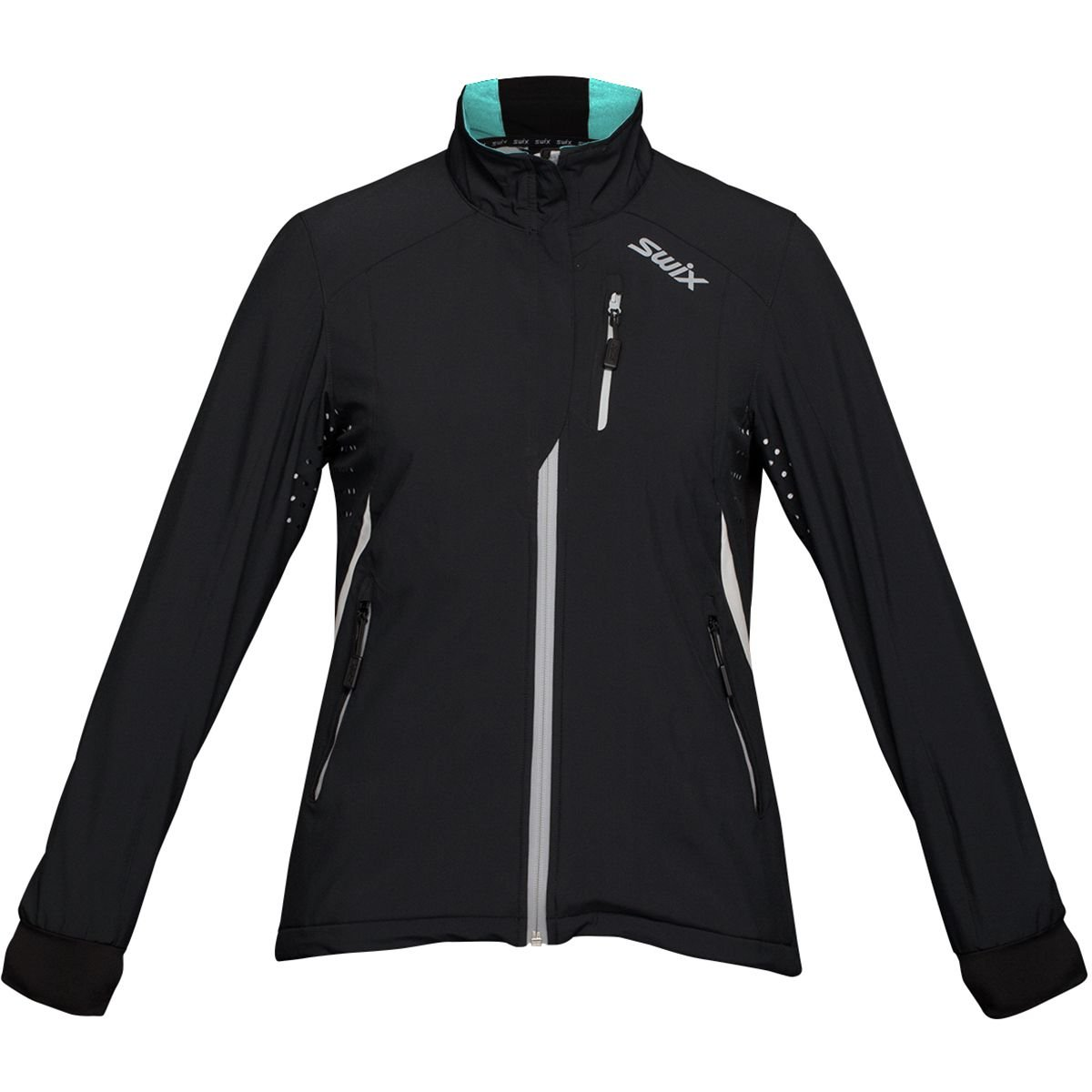 Swix Bekke Tech Jacket – Women 's B077LM82M1 X-Large|ブラック ブラック X-Large