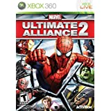 Marvel Ultimate Alliance 2 - Xbox 360 Standard Edition