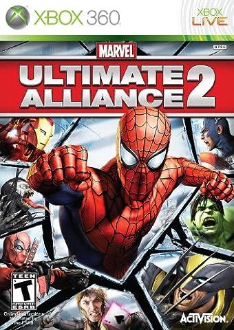 Marvel: Ultimate Alliance 2 - Marvel Super Heroes Guide