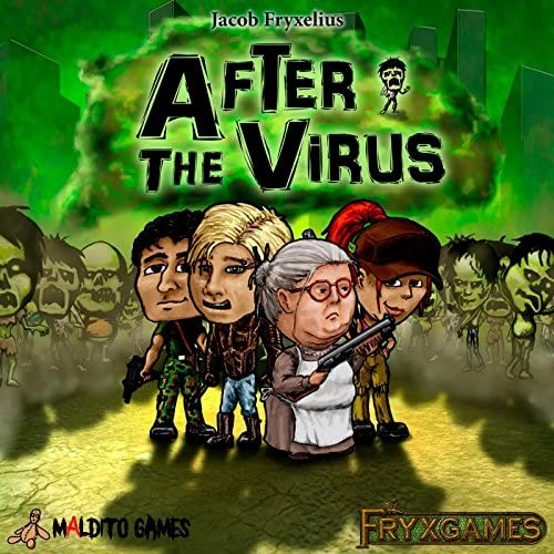 After the virus - Edicion en Español: Amazon.es: Juguetes y juegos