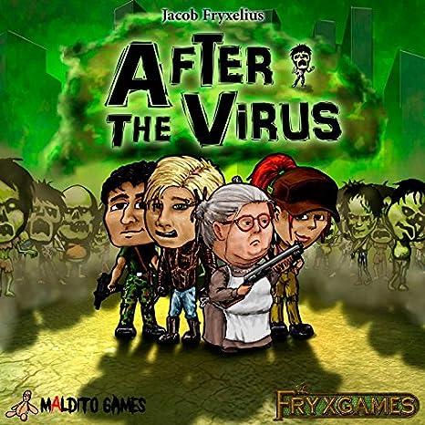 After the virus - Edicion en Español: Amazon.es: Juguetes y juegos