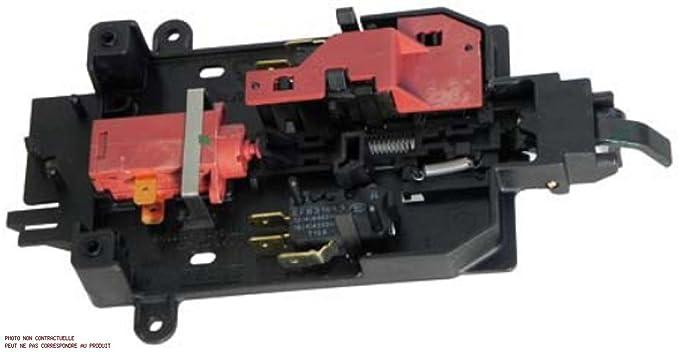 Siemens AAN72922131 - Cierre de puerta para horno Siemens: Amazon ...