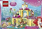 LEGO Disney Princess (379 Pcs) Ariel's Undersea Palace Building Toys