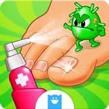 Crazy Foot Doctor - Children's Hospital Game (Docteur des pieds délirant)