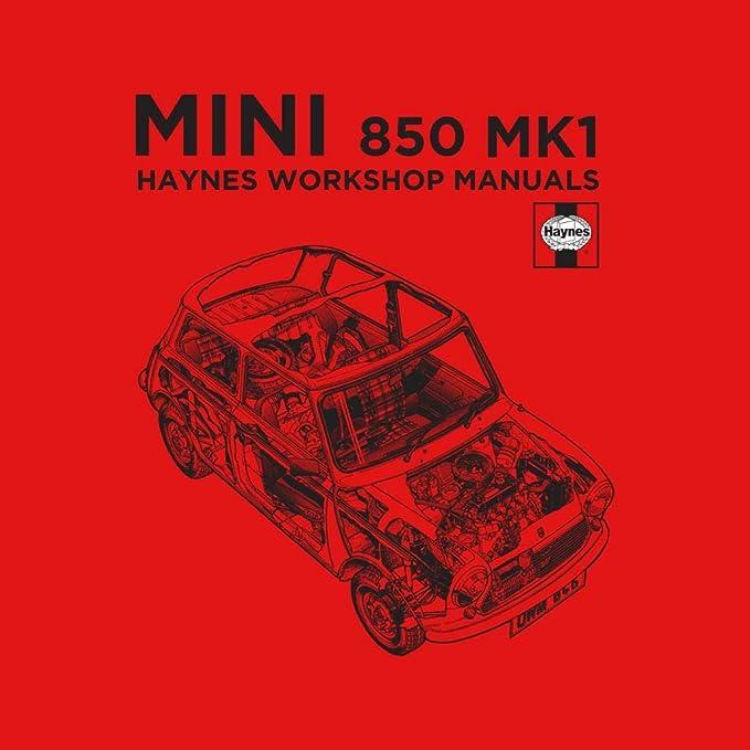 POD66 Haynes Workshop Manual Mini MkI Black Kids T-Shirt: Amazon.es: Ropa y accesorios