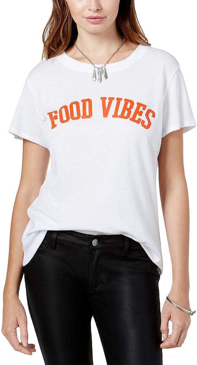Sub_Urban RIOT Womens Food Vibes Graphic T-Shirt