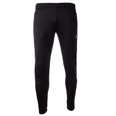 newest 66513 e3bc2 adidas Women s Tiro  17 Pants Black Hi-Res Blue ...