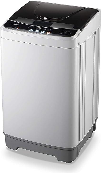 Portable Washer Nictemaw Full-Automatic Washing Machine 1.46Cu.ft ...