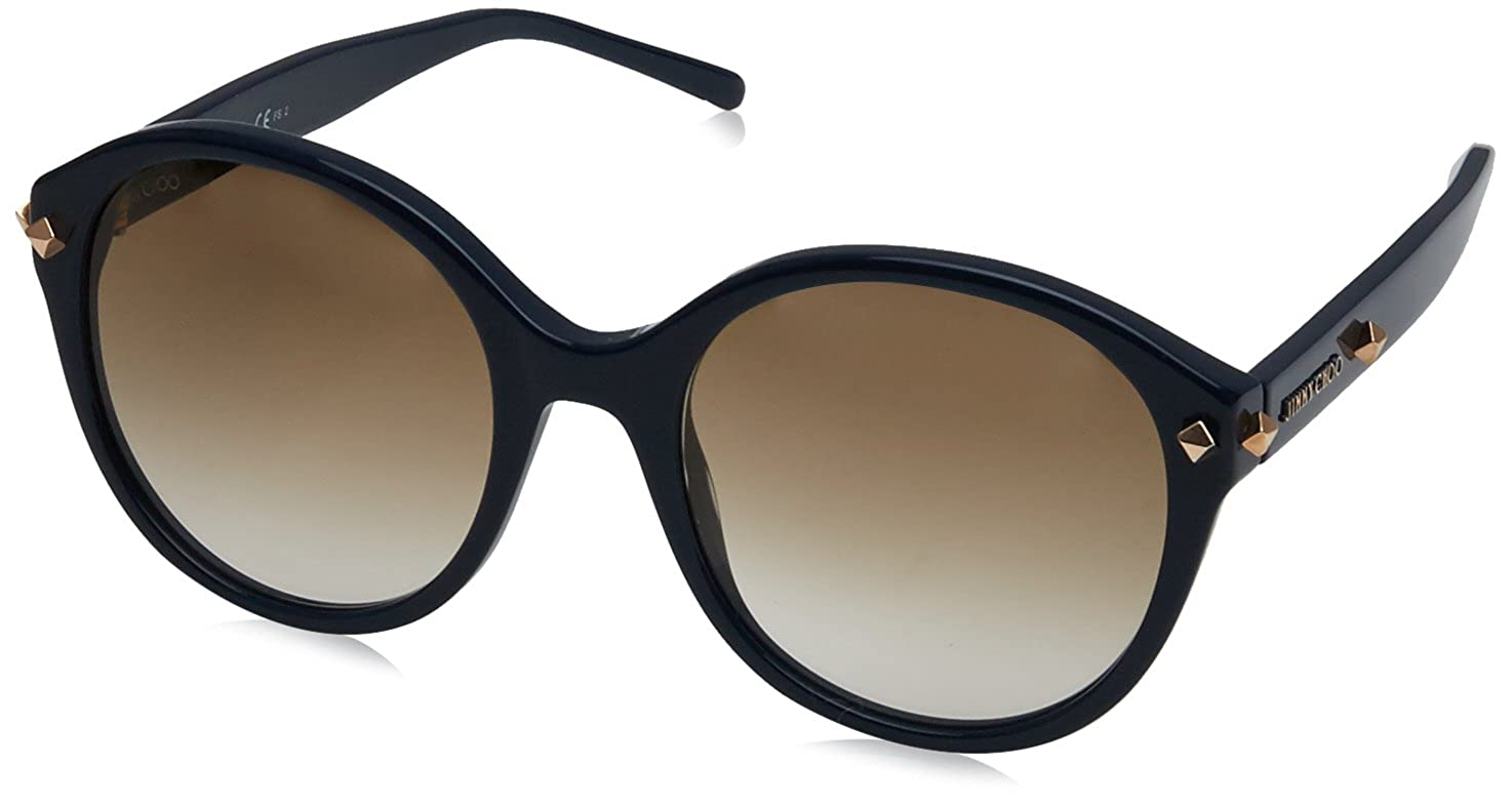 Jimmy Choo More S Z0A Zoa bluee More S Round Sunglasses Lens Category 2 Size 49m