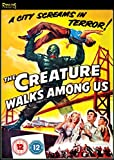 The Creature Walks Among Us [DVD]